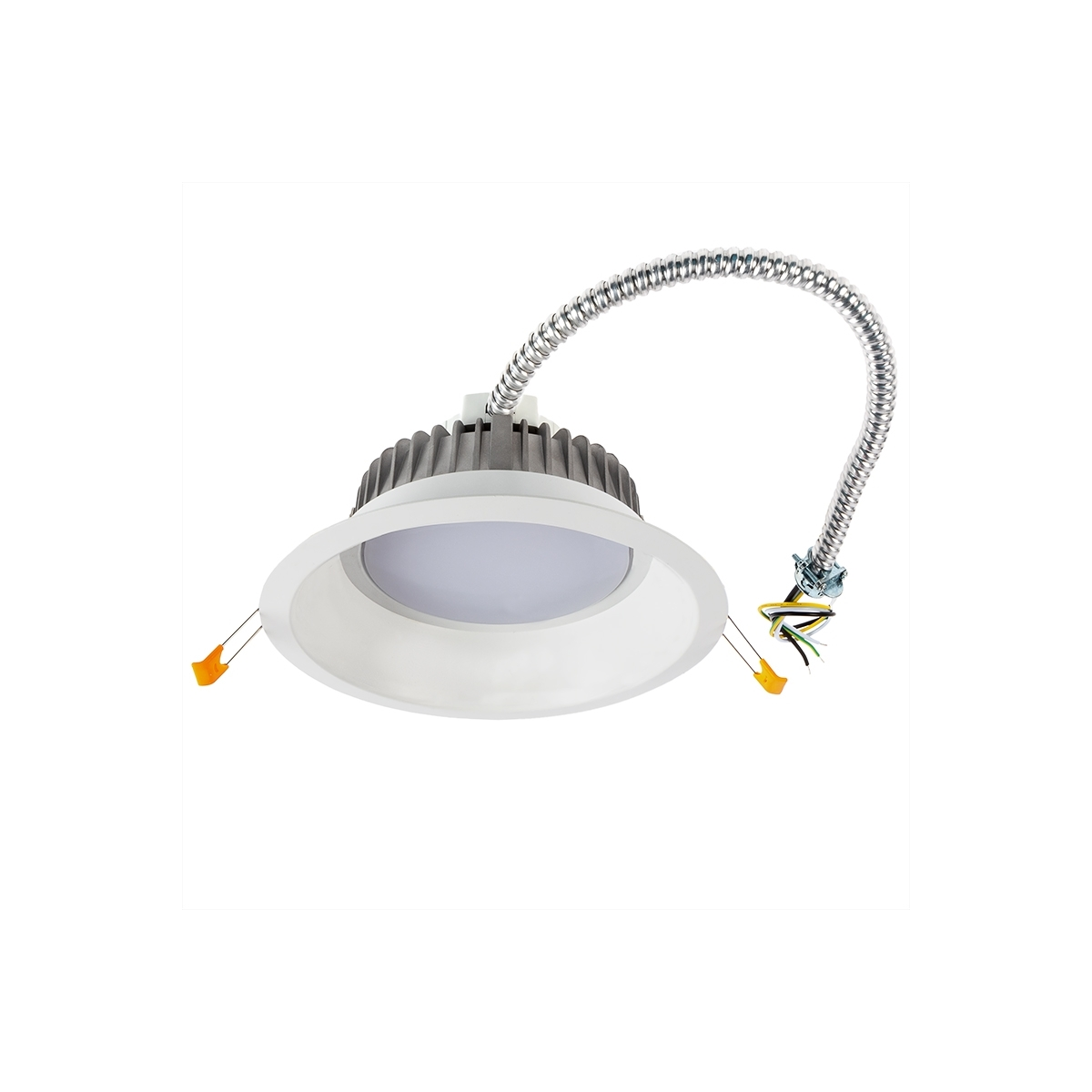 Westgate LED Recessed Light 9W 4 Inch Ultra Slim Square Downlight Retrofit