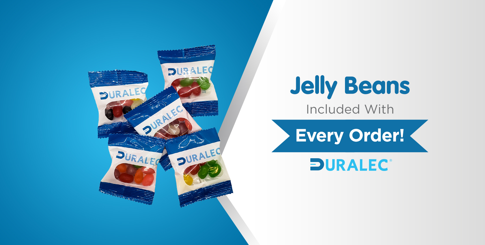 Free Jelly Beans with Every Purchase!